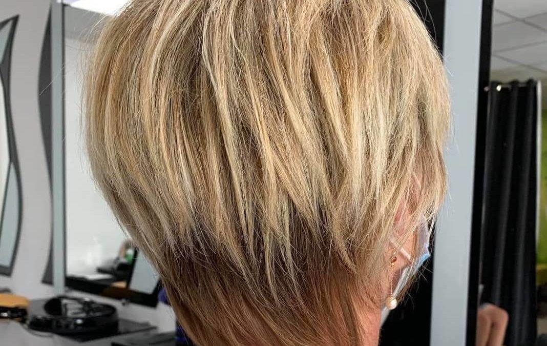 Le blond doré bien connu de l'…